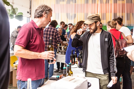 Makers Fair 2020.Vi No So Festival Vi No So Natural Wine Fair Amsterdam